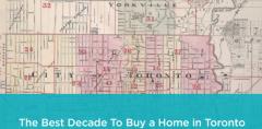 悲剧了!看看加拿大多伦多买房的难度怎么随着时代变迁的