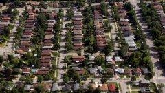 9月加国屋价指数按月升1.1%录有纪录以来同月第二大升幅
