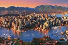 温哥华市中心房价今年是多少?